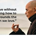 Zen love, when someone says I love you