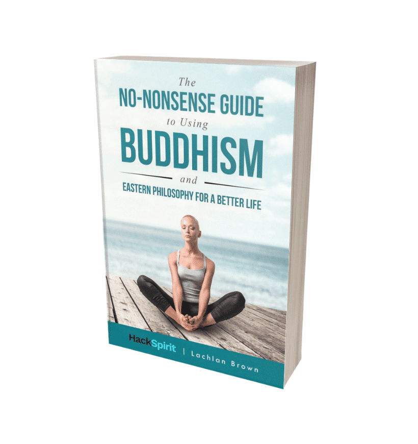 The No Nonsense Guide to Buddhism Ebook cover