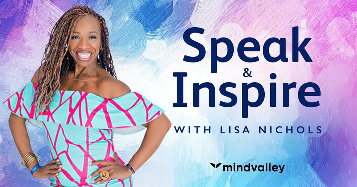 speak and inspire mindvalley review