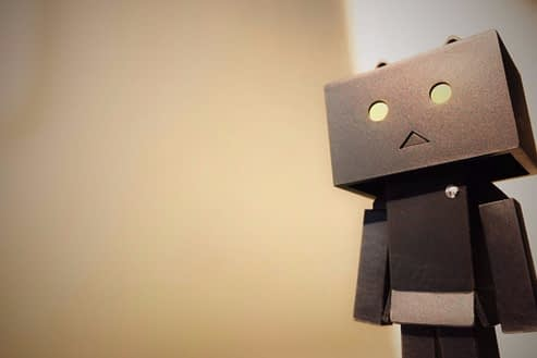 """letting go of attachment does not mean """"detached"""" like a robot"""