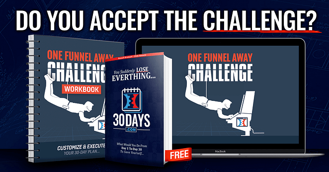 one funnel away challenge review FAQs